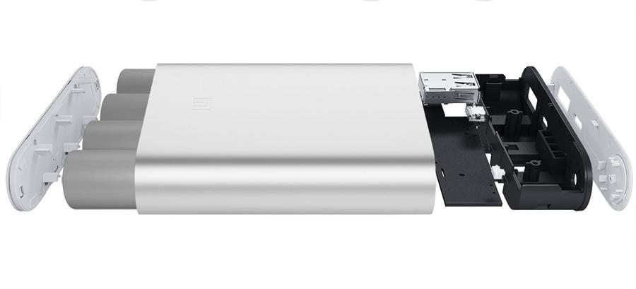 Xiaomi Mi 10400mAh-ás kulső akkumulátor