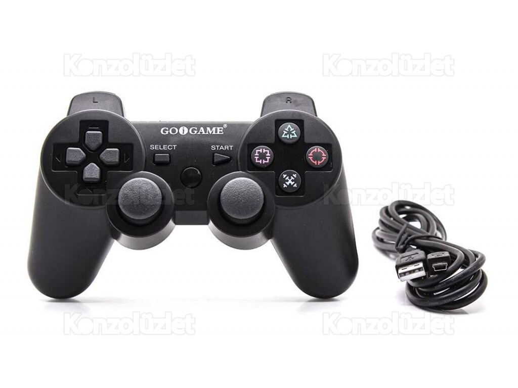 Wired Controller for PS3/PC - Konzolüzlet