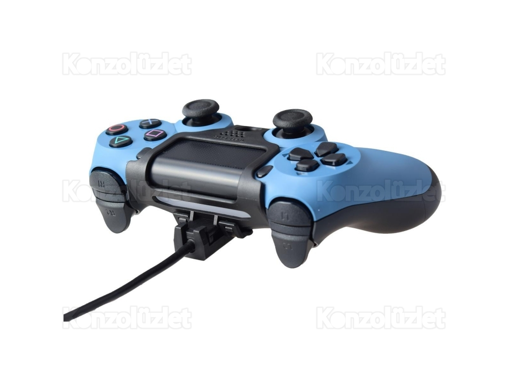 Anti-Loose USB Cable Holder Clip set for PS4 DualShock 4 Controller ...