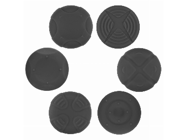 6 in 1 analog thumbcup set for XBOX 360/ XBOX ONE/ PS3 / PS4