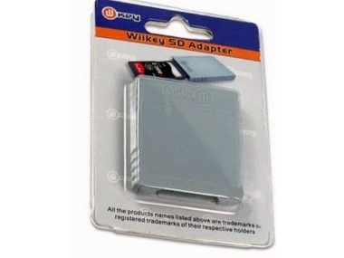 SD Memory Card Adapter Converter for Nintendo Wii and Gamecube [GCMC]