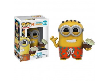 POP Movies Minions Paradise Coconut Minion (MULTI)