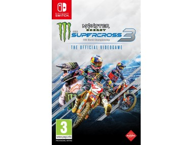 Monster Energy Supercross 3 (NSW)