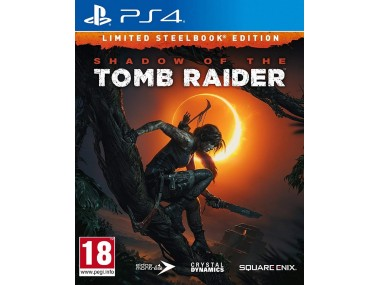 Shadow of the Tomb Raider Limited Steelbook Edition (PS4)