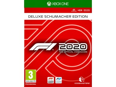 F1 2020 Michael Schumacher Deluxe Edition  (Xbox ONE)