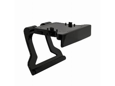 TV Mount Clip for Xbox 360 Kinect Sensor Black