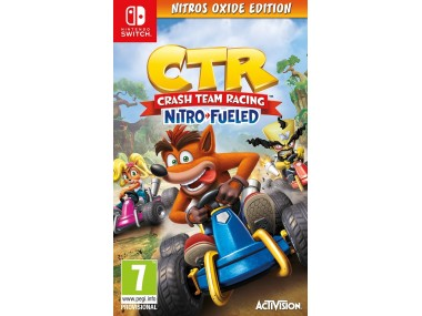 Crash Team Racing Nitro-Fueled (NSW)