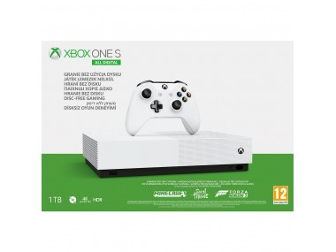 Xbox One S 1TB All Digital konzol (Xbox ONE)