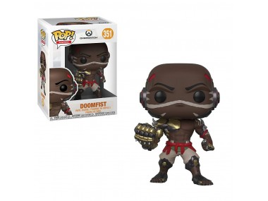 POP! Games: Overwatch - Doomfist Figura (MULTI)
