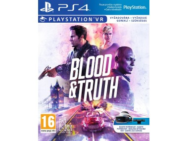 Blood and Truth (PS4)