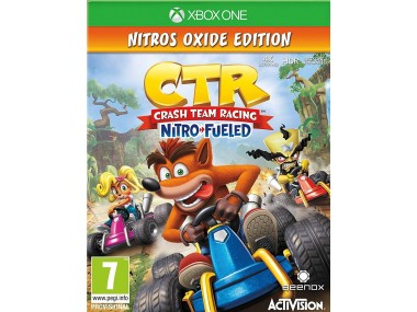 Crash™ Team Racing Nitro-Fueled - Nitros Oxide Edition (Xbox ONE)