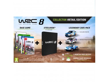WRC 8 Collector´s Edition (NSW)