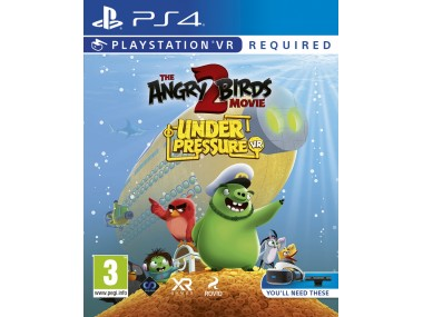 The Angry Birds Movie 2 VR: Under Pressure (PS4)