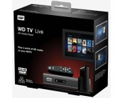WD TV Live HD Media Player [használt, Western Digital]