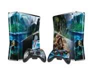 XBOX 360 Slim Far Cry 3 Vinyl Skin [Pacers Skin, BOX1015-203]