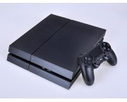 Playstation 4 Carbon Skin [Pacers Skin, PS41365-B]