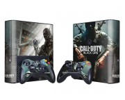XBOX 360 Slim E Call of Duty - Black Ops 2 Vinyl Skin [Pacers Skin, BOX1330-081]