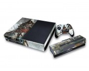Xbox One Assassin's Creed IV Vinyl Skin [Pacers Skin, ONE1366-002]