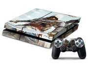 Playstation 4 Assassin's Creed IV Vinyl Skin [Pacers Skin, PS41363-002]