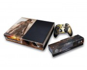 Xbox One Tomb Raider Vinyl Skin [Pacers Skin, ONE1366-037]