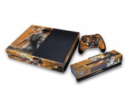 Xbox One Remember Me Vinyl Skin [Pacers Skin, ONE1366-030]
