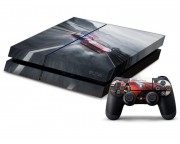 Playstation 4 Need for Speed: Rivals Vinyl Skin [Pacers Skin, PS41363-022]