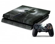 Playstation 4 Dishonored Vinyl Skin [Pacers Skin, PS41363-029]