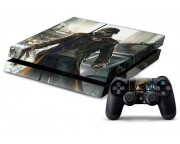 Playstation 4 Watch Dogs Vinyl Skin [Pacers Skin, PS41363-039]