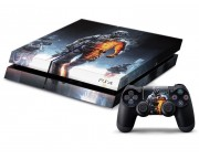 Playstation 4 BattleField 3 Vinyl Skin [Pacers Skin, PS41363-075]