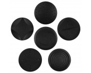 6 in 1 silicon analog grip cap for PSP 2000/3000 and PS VITA/ PS VITA 2000