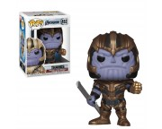 POP Movies  Marvel Avengers Thanos Figura (MULTI)