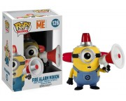 POP Movies Despicable Me Fire Alarm Minion (MULTI)