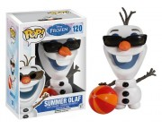 POP Movies Frozen Summer Olaf (MULTI)