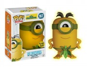 POP Movies Minions Au Naturel (Glowing in the dark) (MULTI)