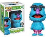 POP Movies Sesame Street Herry Monster  (MULTI)