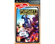 Pursuit Force: Extreme Justice - Essential (PSP)