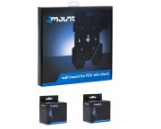 PS4 Wall Mount Bundle Black (PS4)