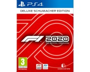 F1 2020 Michael Schumacher Deluxe Edition  (PS4)