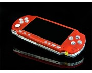 PSP Slim Magic Night Glow előlap (piros, XCM)