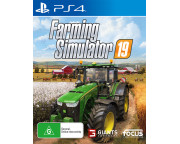 Farming Simulator 19 Premium Edition (PS4)