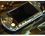 PSP 3000 előlap *Chrome*