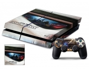 Playstation 4 Star Wars Battlefront Vinyl Skin [Pacers Skin, PS41363-147]