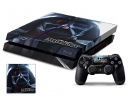 Playstation 4 Star Wars Battlefront Vinyl Skin [Pacers Skin, PS41363-148]