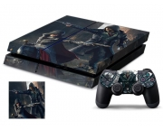 Playstation 4 Assassin's Creed Vinyl Skin [Pacers Skin, PS41363-149]