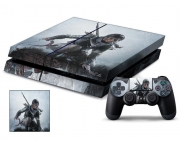 Playstation 4 Tomb Raider Vinyl Skin [Pacers Skin, PS41363-153]