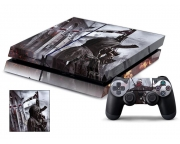 Playstation 4 Homefront - The Revolution Vinyl Skin [Pacers Skin, PS41363-154]