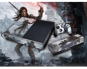 XBOX One Tomb Raider Vinyl Skin [Pacers Skin, ONE1366-055]