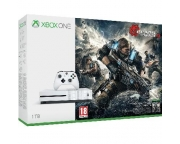 Xbox One S 1TB + Gears of War 4 (Xbox ONE)