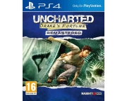 Uncharted: Drake´s Fortune (PS4)
