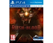 Playstation VR Until Dawn Rush of Blood (PS4)